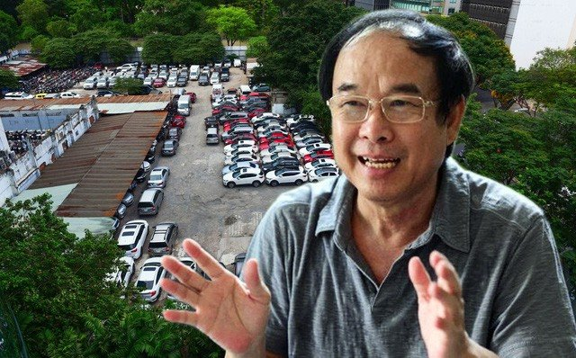 Ông Nguyễn Thành Tài – nguyên Phó chủ tịch UBND TP.HCM