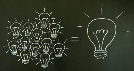 Big Ideas equal Smaller Ideas