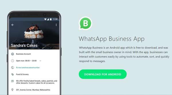 Gambar Keuntungan Menggunakan Aplikasi WhatsApp Business Untuk Bisnis Online Shop