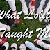 What Lolita Taught Me