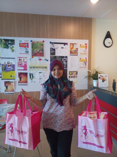 Harga Dan Testimoni Bio Seleza Feminine Pad Malaysia