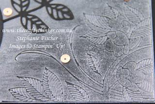 #thecraftythinker  #gardenscene  #shimmerpaint  #cardmaking #stampinup , Garden Scene, Shimmer paint, Stampin' Up Australia Demonstrator, Stephanie Fischer, Sydney NSW
