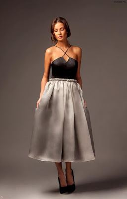 Vestidos de Seda
