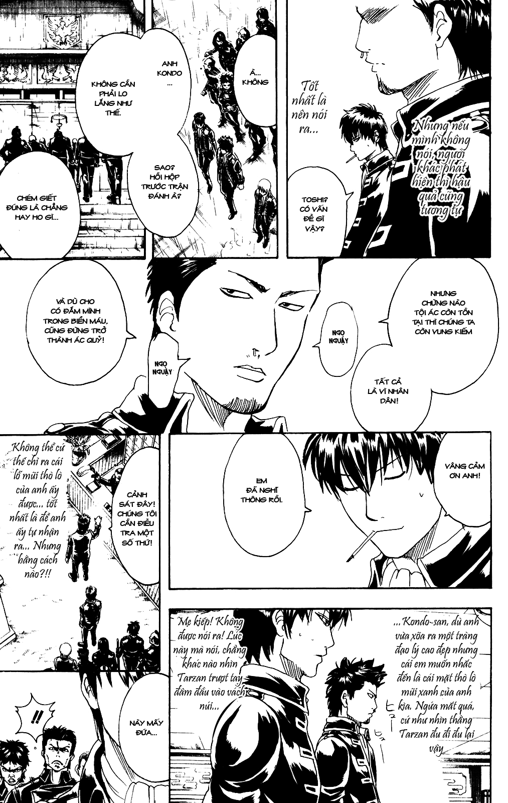 Gintama Chap 281 page 6 - Truyentranhaz.net