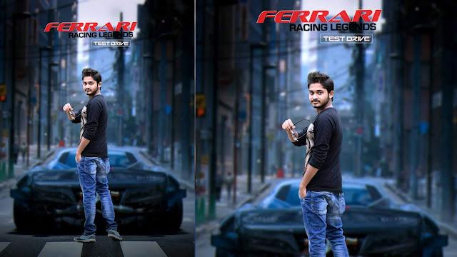 Picsart Ferrari Lover Amazing Editing Picsart Tutorial
