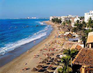 Puerto Vallarta Mexico Beach