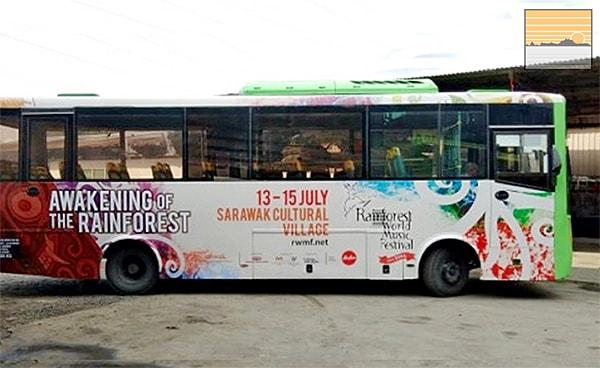 Free Shuttle Bus RWMF