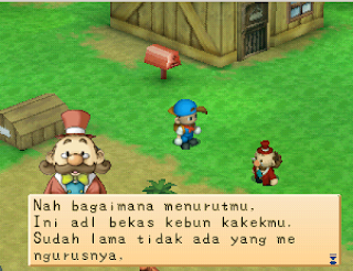 Harvest Moon Back To Nature Bahasa Indonesia [31 MB] High Compressed