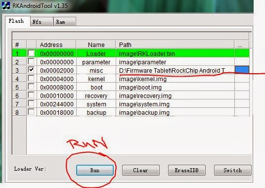 Rockchip CPU Solution Pattern Lock/user lock / Gmail account bypass without Flashing Tablet Pc firmware.