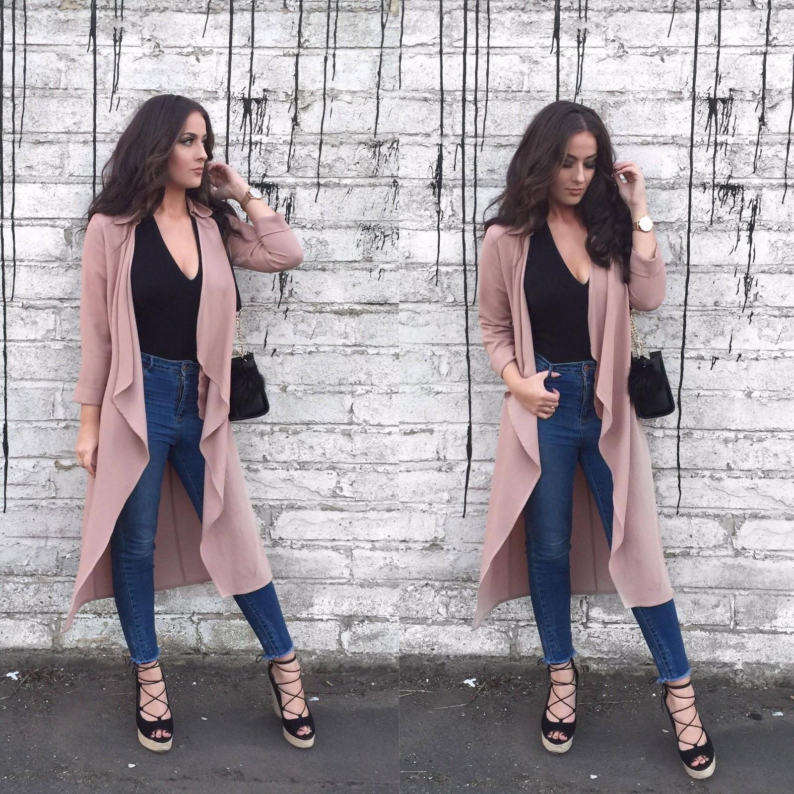 Fashion Blogger Ellie Rees