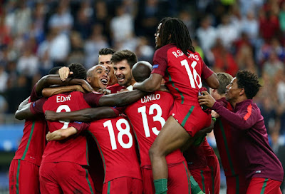 portugal wins euro 2016 cup