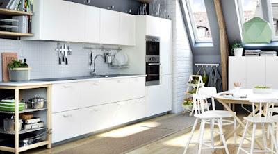 Temukan Model Lemari Dapur Terbaru Hanya Di IKEA