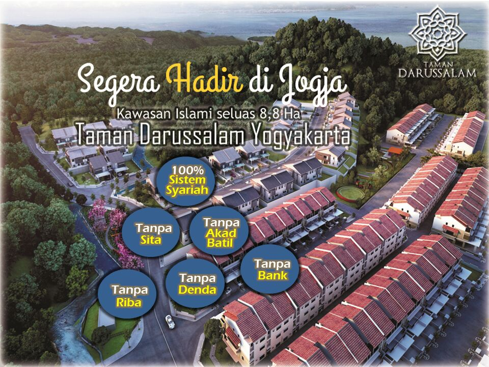 KPR Syariah Jogja Tanpa RIBA di Taman darussalam   Rumah ...