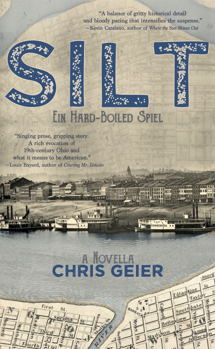 Silt cover artwork