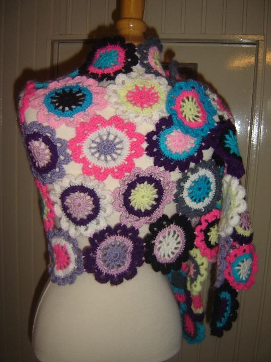 Owly Design By Arpantu Home Embroidery 80 Bloemen Haken En Dan Een