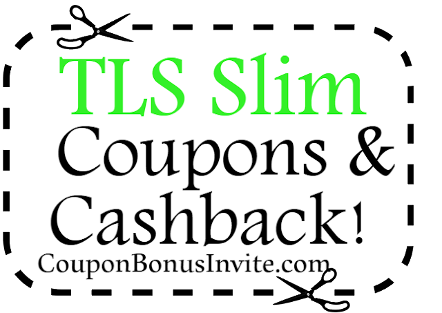 TLSSlim.com Coupon Codes, Discount Code & Promo Code April, May, June, July, August, September 2017-2018
