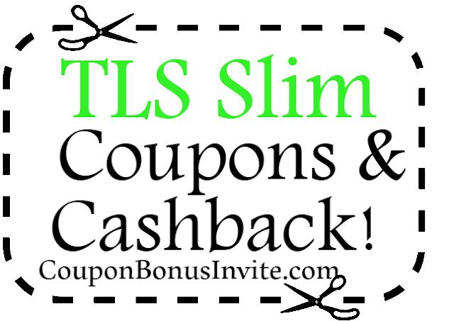 TLSSlim.com Coupon Codes, Discount Code & Promo Code April, May, June, July, August, September 2021-2021