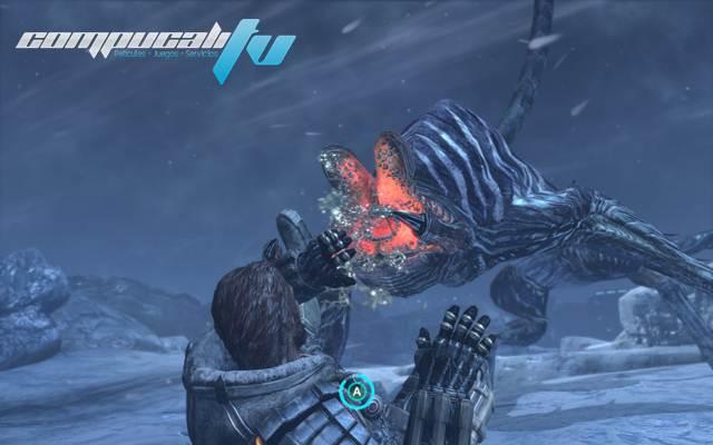 Lost Planet 3 Ataque Polar