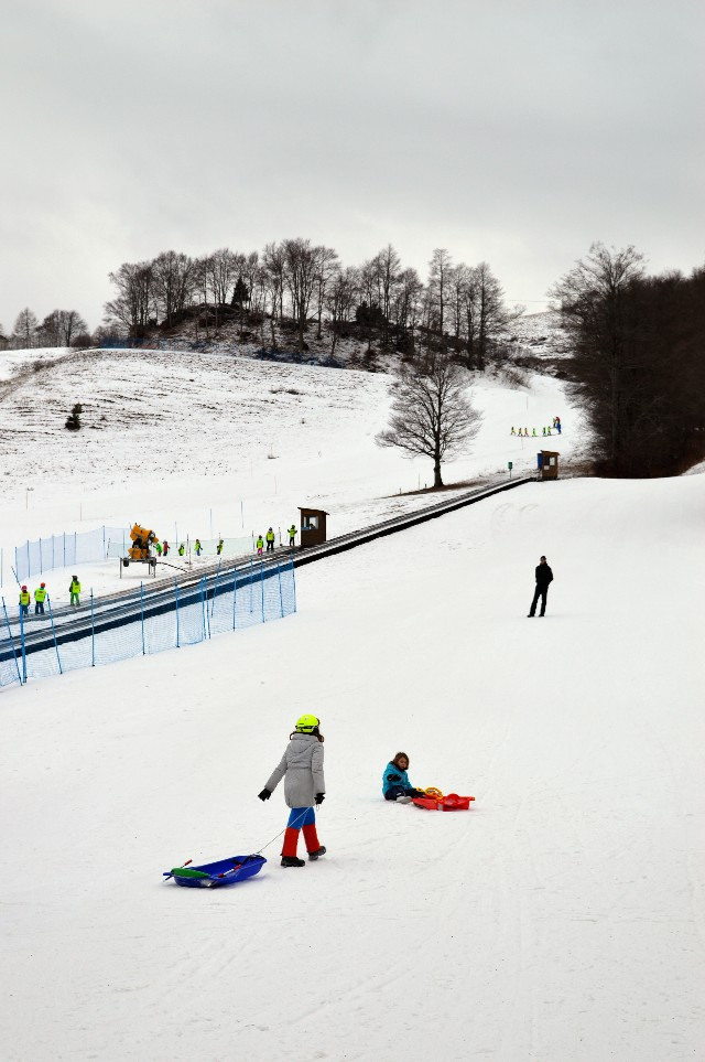 brentonico neve inverno cosa fare