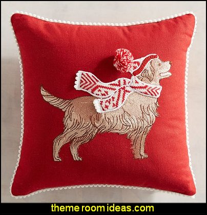Golden Retriever Mini Pillow   pet gift ideas - gifts for pets - gifts for dogs - gifts for cats - creative gifts for animal lovers‎ - gifts for pet owners pet stuff - cool stuff to buy - pet supplies - pet cookie jars - dog throw pillows - dog themed bedding - cat throw pillows - paw pillows - gifts for cat loving friends - gifts for dog loving friends