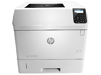Download Driver HP LaserJet Enterprise M605x