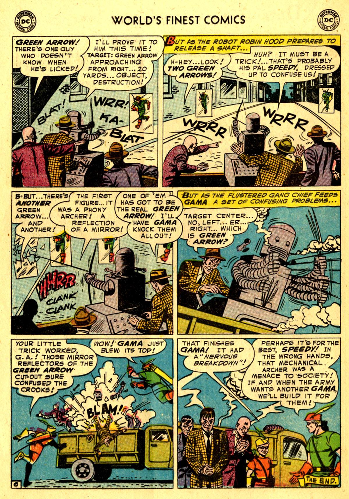 Read online World's Finest Comics comic -  Issue #76 - 24