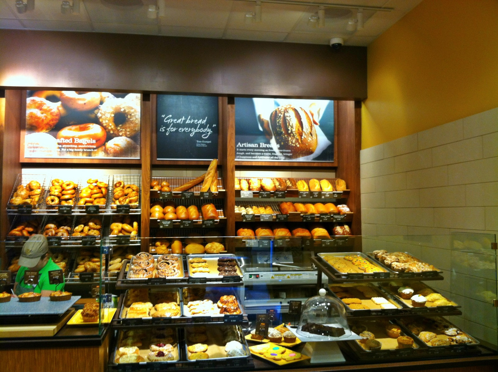 One Mother. One Daughter. One Love For Food.: #Panera