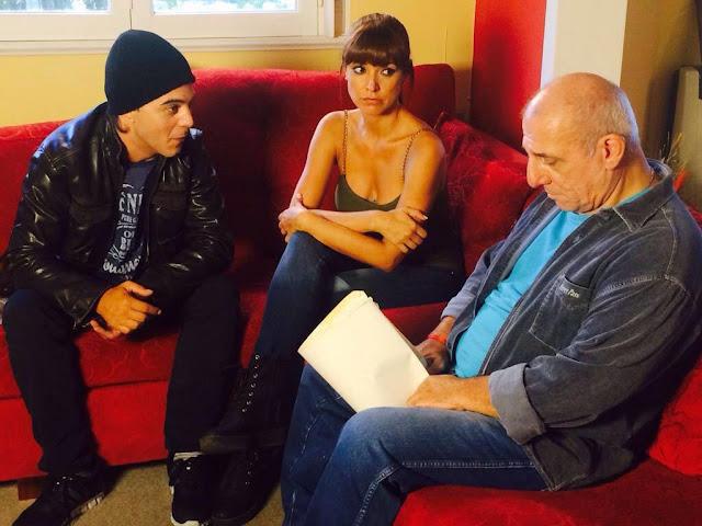 """Andrea Estevez y Pablo Yotich protagonizan """"Huellas"""" con la participación especial del cantante colombiano Maluma"""