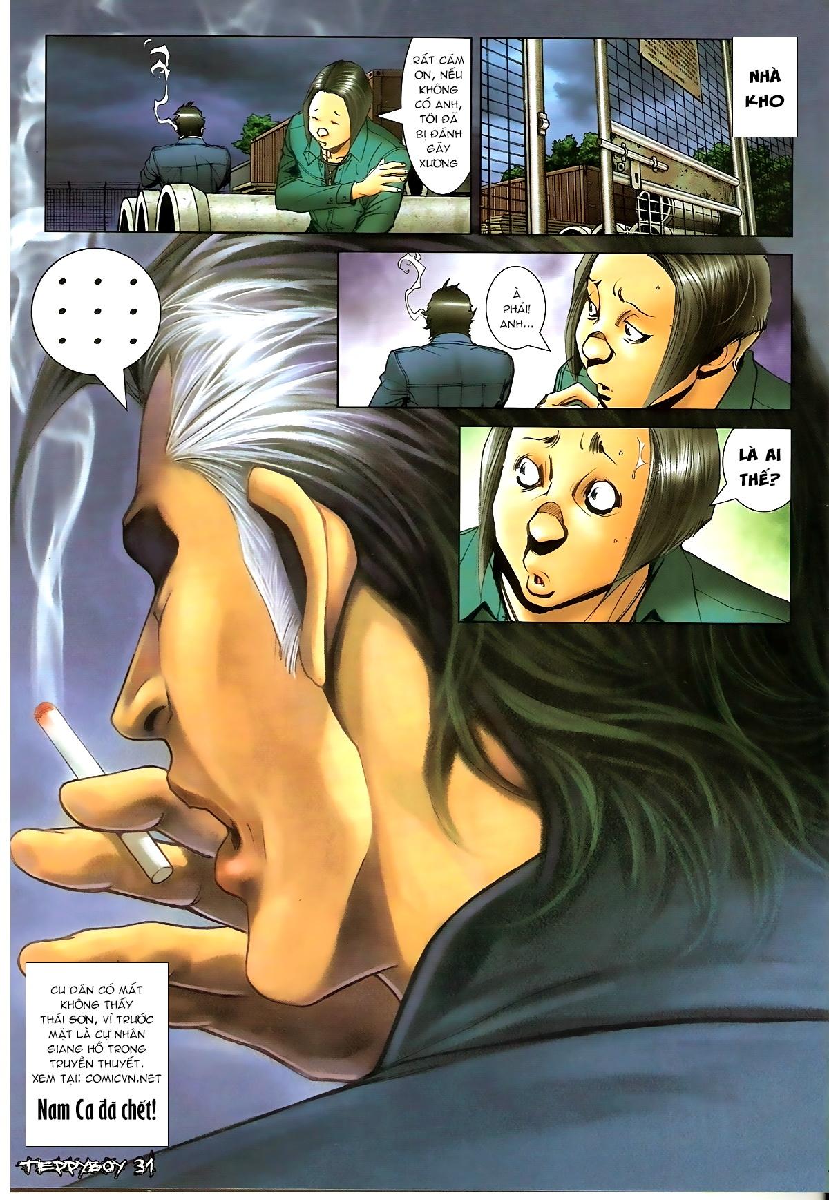 Người Trong Giang Hồ - Chapter 1353: Ông là ai - Pic 28