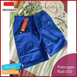 NAG191 Celana Pendek Wanita Hot Pants List Spandex Murah Bmgshop