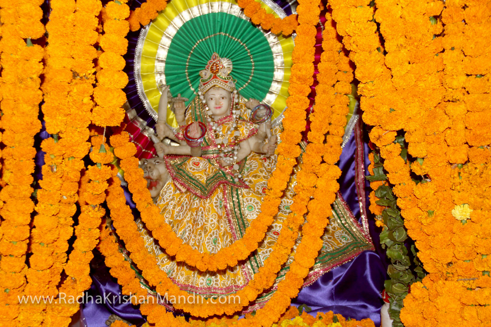 Ma Sherawali in Delhi