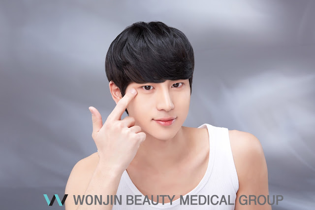 korean celebrities eye plastic surgery wonjin