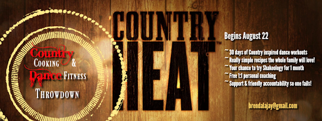 Join our next Country Heat online challenge group. Brenda Ajay brendalajay@gmail.com Country Heat line dancing workout, Country heat meal plans, Country Heat recipes, Autumn Calabrese, 21 Day FIx