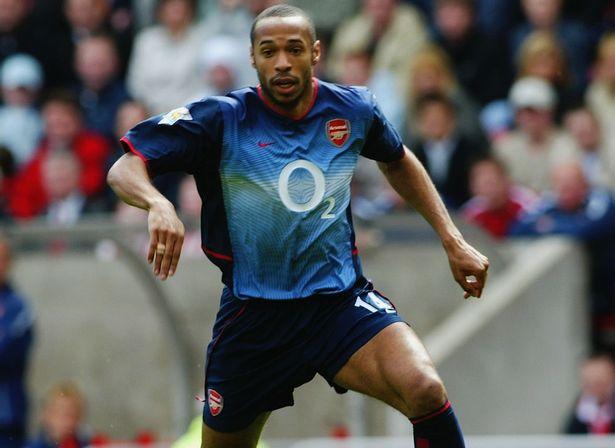 cheaper a2ec9 aa5d3 Best-Ever Nike Arsenal Away Kit? Nike Arsenal 2002-03 Away ...