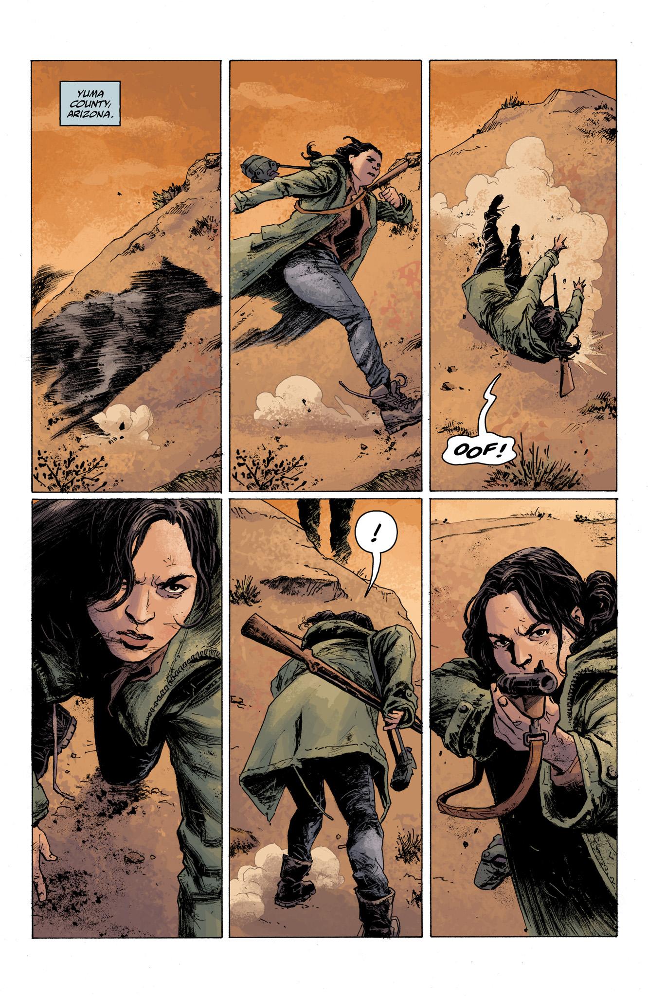 Read online Abe Sapien comic -  Issue #6 - 3