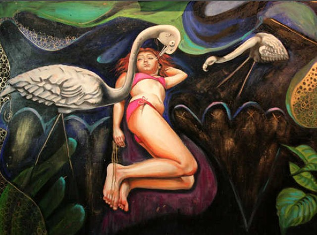 Латиноамериканская культура. Shelley Laffal 18