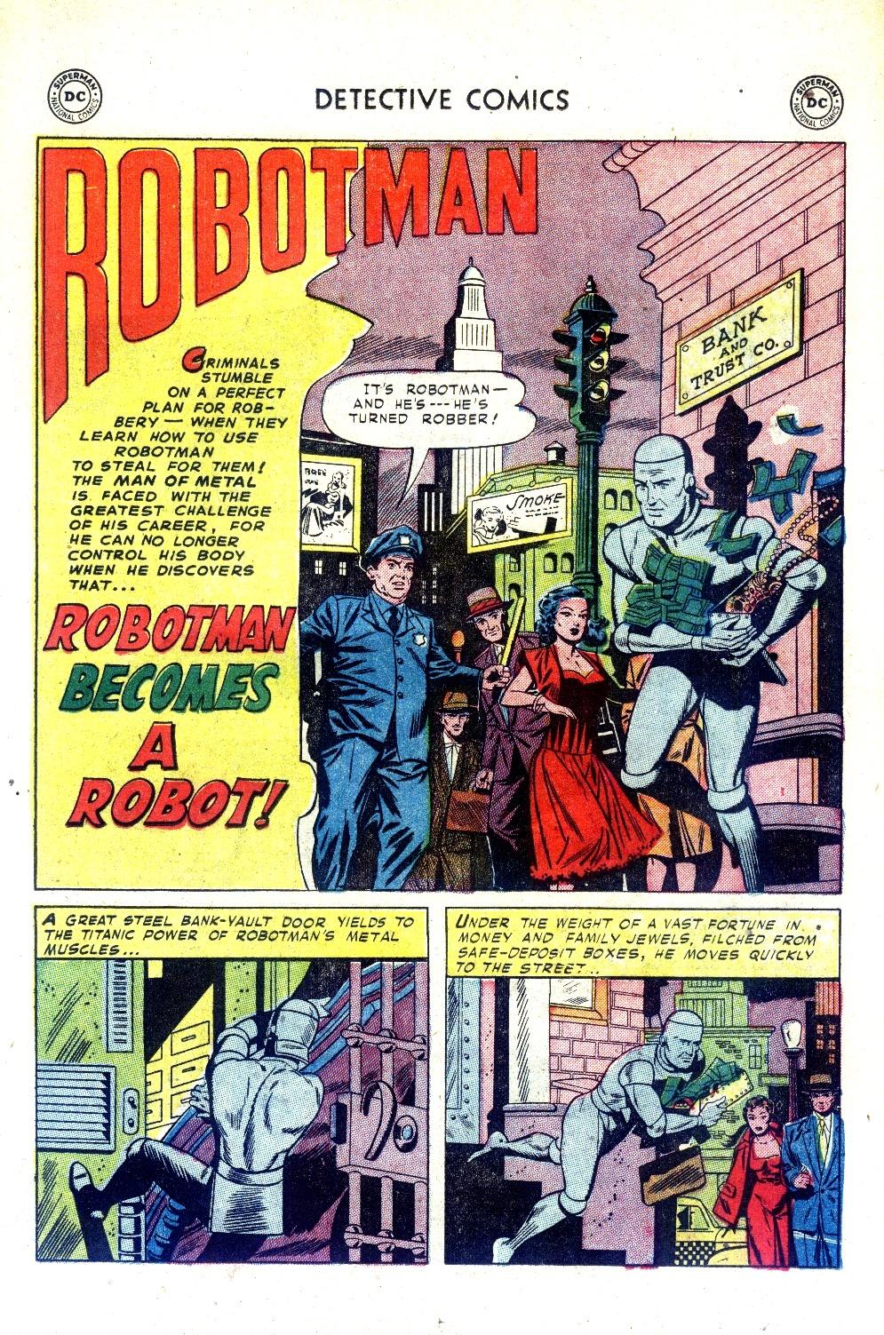 Read online Detective Comics (1937) comic -  Issue #188 - 17
