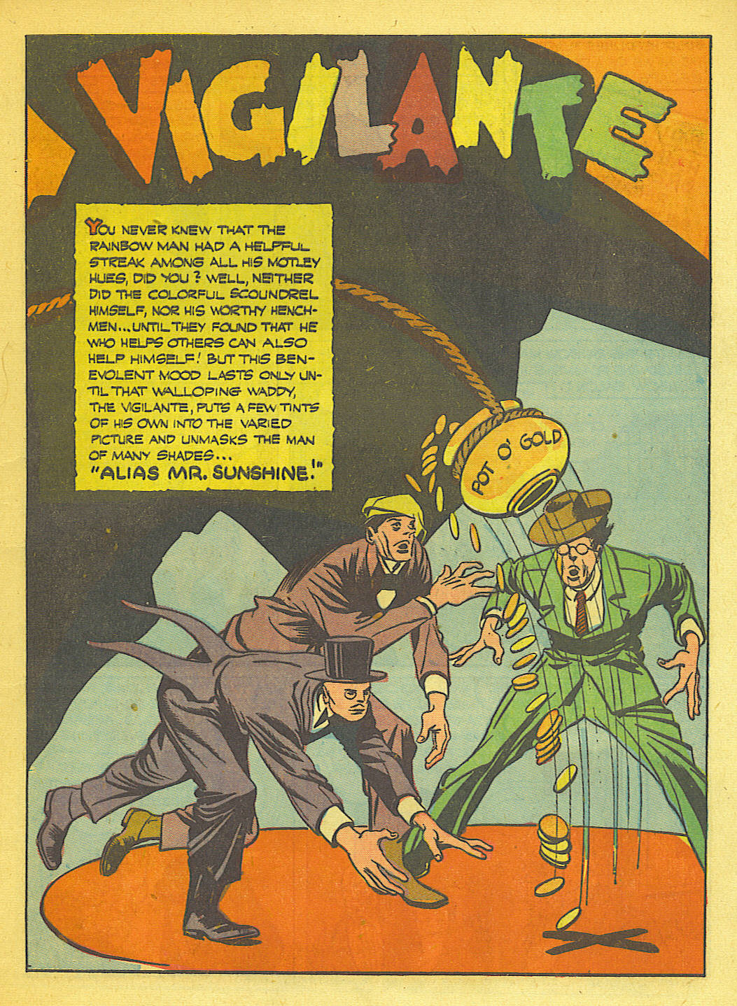Read online Action Comics (1938) comic -  Issue #71 - 15