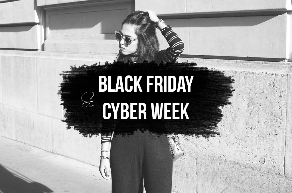 Elizabeth l black friday cyber week code promo l Asos Zara Missguided Zalando Topshop Boohoo l THEDEETSONE l http://thedeetsone.blogspot.fr
