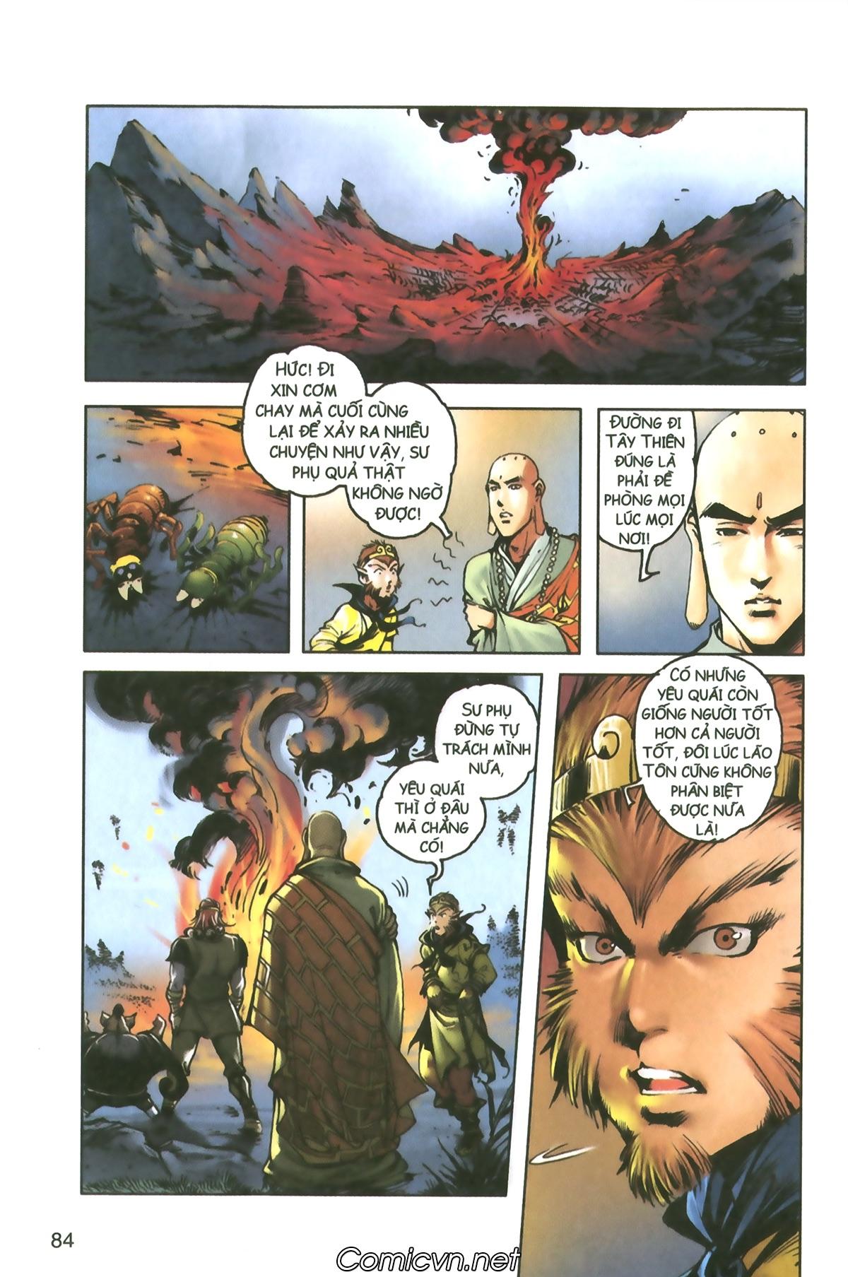 Tây Du Ký màu - Chapter 116 - Pic 30
