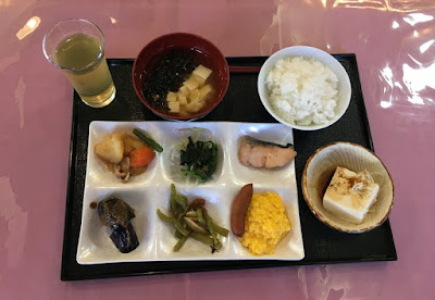 ホテルニュー桂 朝食2