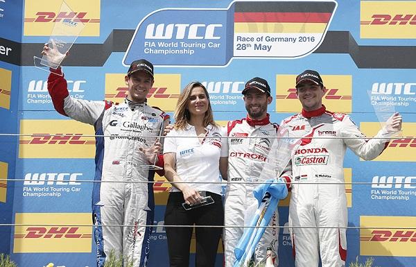 José María López Nürburgring