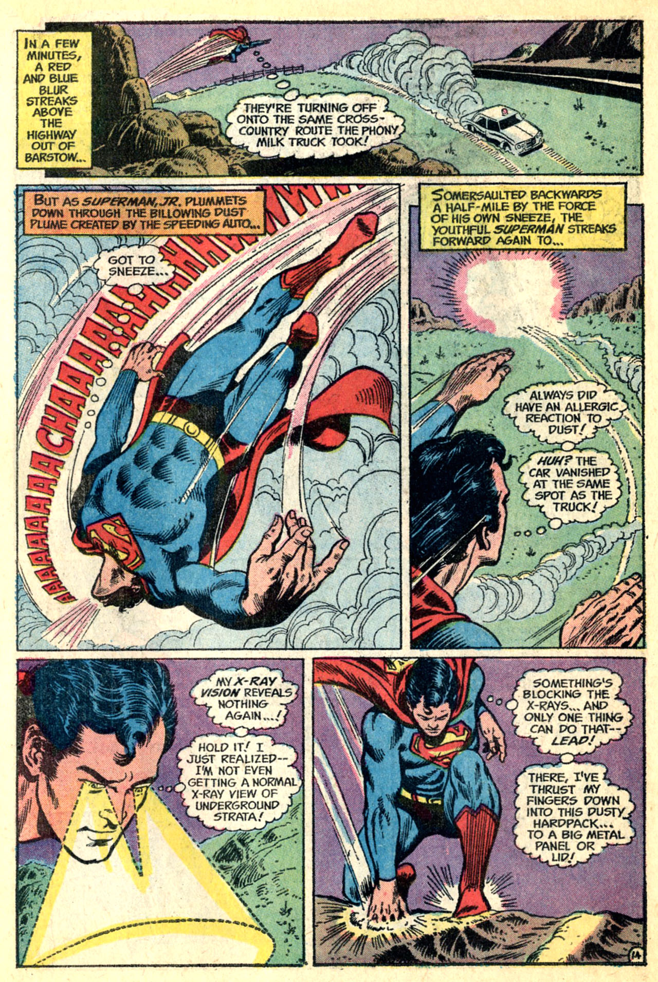 Read online World's Finest Comics comic -  Issue #216 - 18