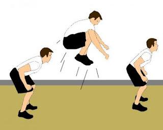 Double Leg Hop Jump