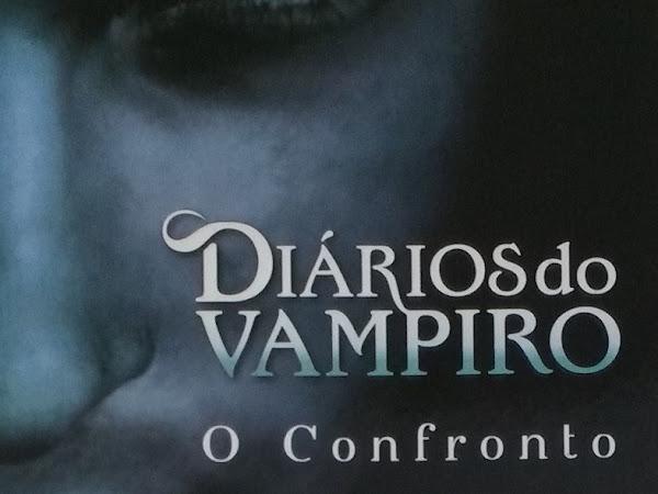 Resenha II Diário do vampiro -  O Confronto  Livro 02 - L.J Smith