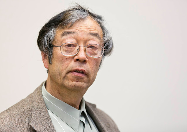 Satoshi Nakamoto Gives something code on April 1, 2019 on Bitcointalk.org