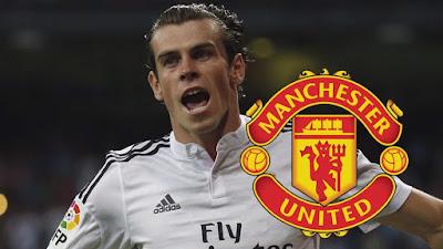 Madrid Segera Lepas Gareth Bale ke Manchester United !!