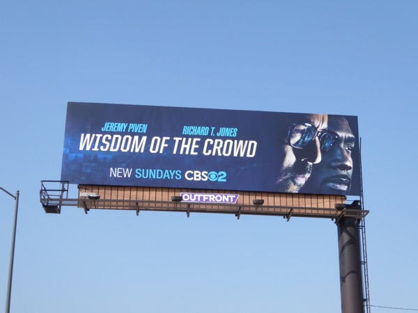 Wisdom of Crowd series billboard
