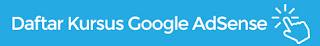 Daftar Kursus Google AdSense