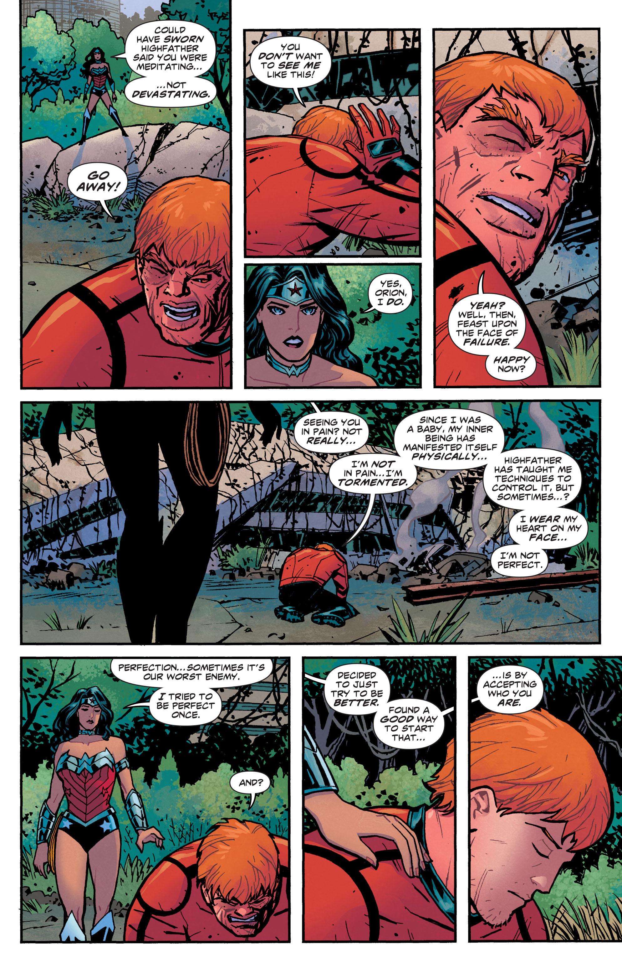 Read online Wonder Woman (2011) comic -  Issue #22 - 10